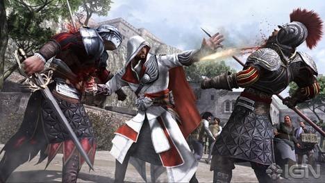 4) Thy Assassins Shall Be Mortal