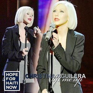 fan Art cover for the song (Christina canto for 'Hope For Haiti')