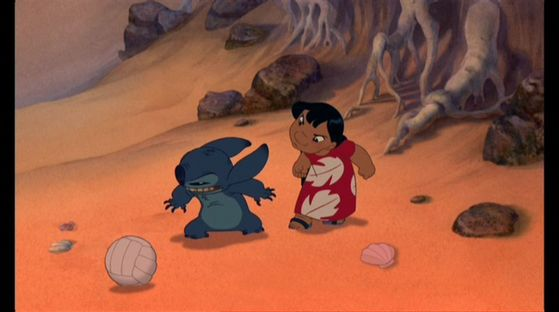 Stitch! we cant fight the results!