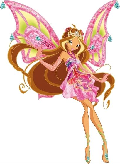 Information on Flora Kind and Generous Princess of Linphea