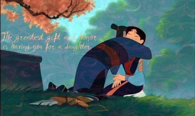 Ten Best Frases From Mulan Results Of The Countdown