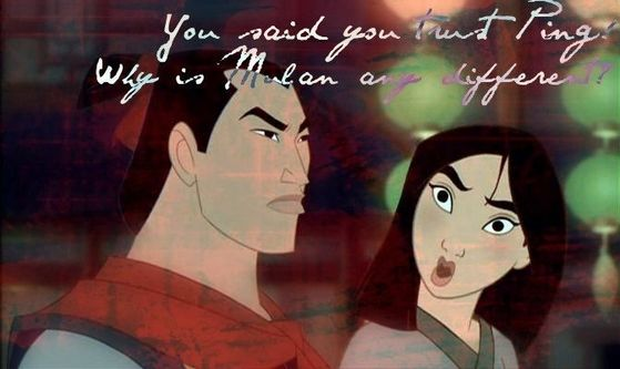 ten best quotes from mulan results of the countdown