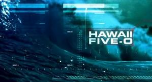 Hawaii Five-O (2010) the TV series Logo!!!