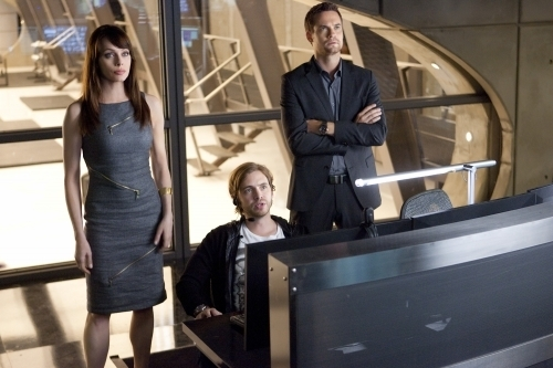 Michael and Percy believe Birkhoff is leaking information to Nikita!!