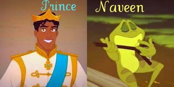 # 3 Prince Naveen