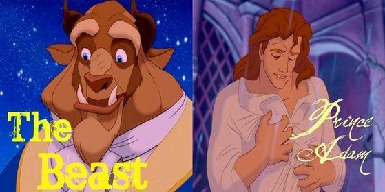 #1 The Beast/Prince Adam