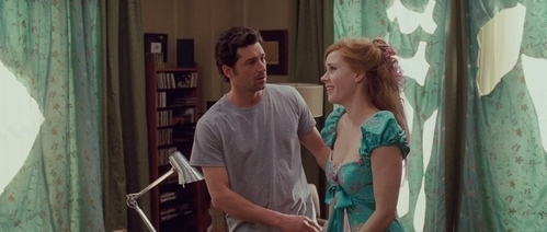 The one where Giselle ruined his curtains and was on about beautiful ballads had me laughing my head off I swear it was hilarious.