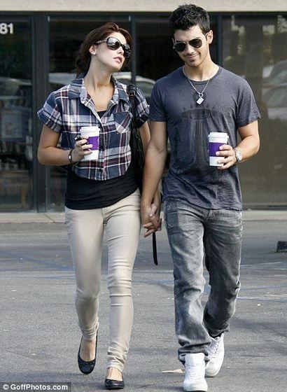 Joe with Ashley