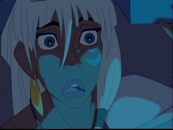 Kida Maybe A Childhood Heroine, But She Lacks Prettiness.-soxfan89