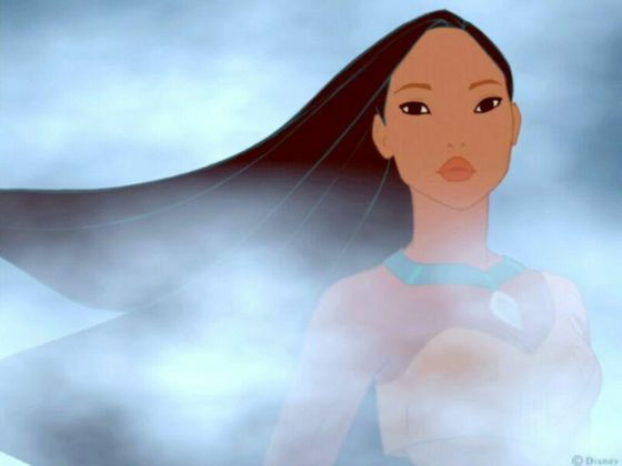 Pocahontas May Be M Princess. But not As Pretty As The Others.-soxfan89