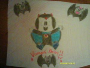 Vampire Baby!