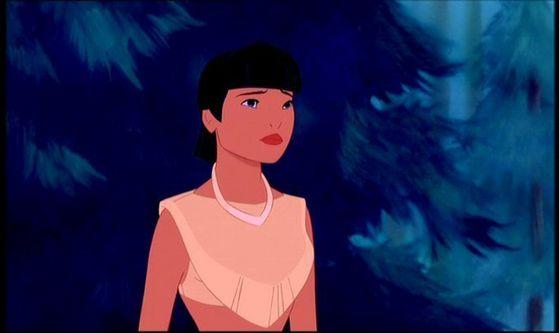 Pocahontas's best friend