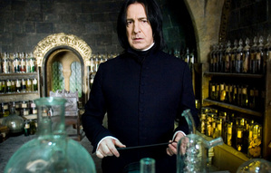 So, Severus, brewing up to no good in the cosmetic/pharmaceutical industry ?
