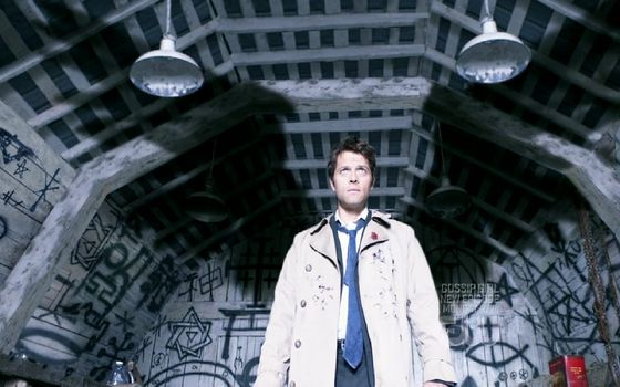 Castiel 表示中 Dean what his really is