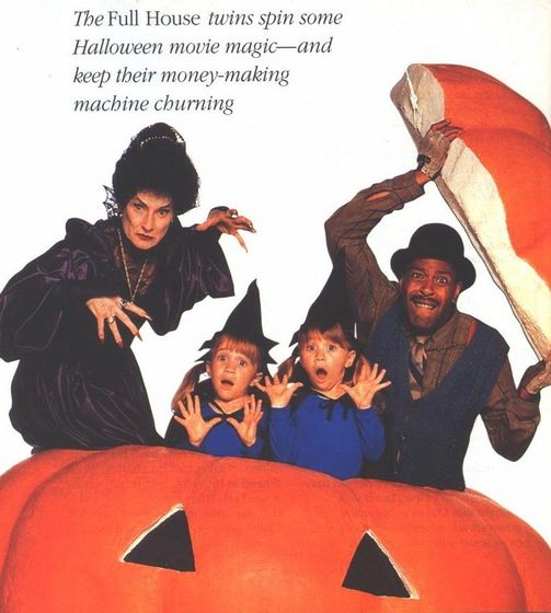 1993 tv guide mary kate ashley olsen fanpop - Mary Kate And Ashley Olsen Halloween