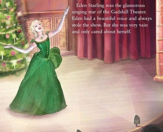 Barbie - O Christmas Tree Lyrics - Barbie in a Christmas Carol ...