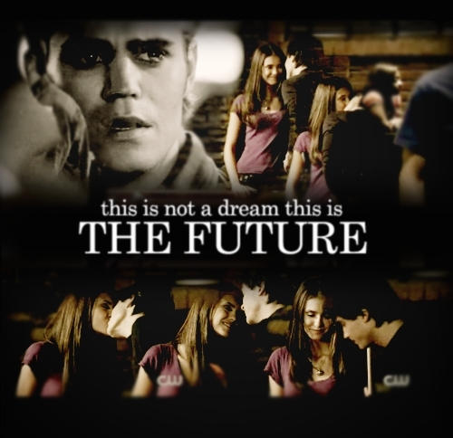 ...keep believing in Damon and Elena, they will make wewe proud in the end! :)