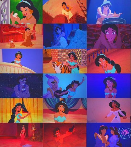 A list of disney princess movies