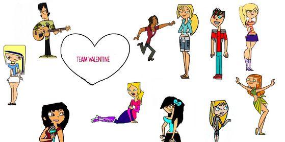 Team Valentine!
