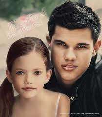 Team Jacob FanFiction (Renesmee x Jacob) - Twilight Series