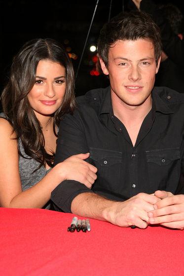 Rachel glee dating real life