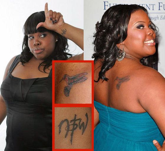 ambers tattoos