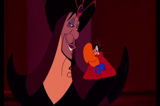 Q13 Favourite Disney villain or villainess?