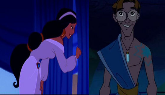 Q17 Favorite Disney outfit? (Male and Female)