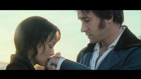 Mr.Darcy: I could, I would have to tell you, you have bewitched me body and soul and I love and love and love you. And never wish to be parted from you from this day on.
