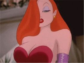 No. 19 Jessica Rabbit