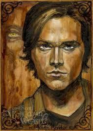Sam Winchester artwork