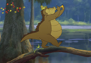 Princess and the frog louis - photo#28