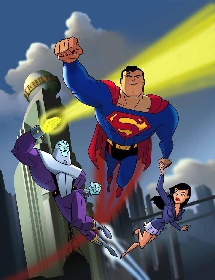Clark Kent/Kal-El - super-homem