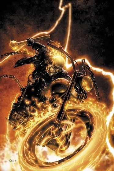 Johnny Blaze - Ghost Rider