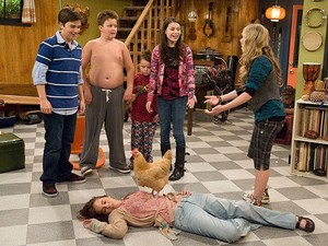 Carly, Sam, Freddie, Gibby, Guppy and Nora