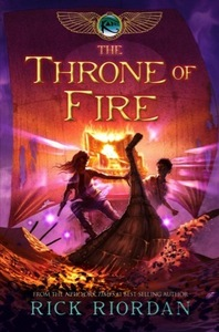 Official cover for The thron Of feuer