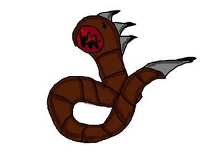 Death Worm!