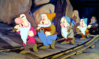 Heigh-ho, Heigh-ho It's início from work we go