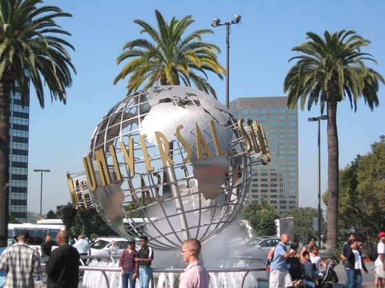 Visit the Universal Studios