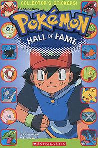 Pokemon Hall of Fame Book