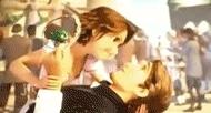 Happy ending scene was cute & funny.