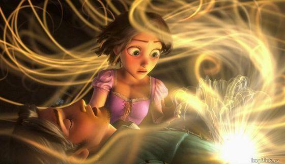 Story telling rapunzel