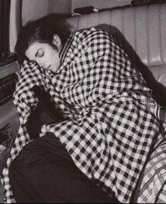 what is Michael dreaming? LOL