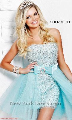Bridgette's Prom Dress