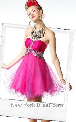 Katie's Prom Dress