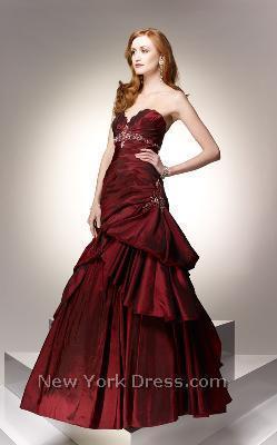 Heather's Prom Dress