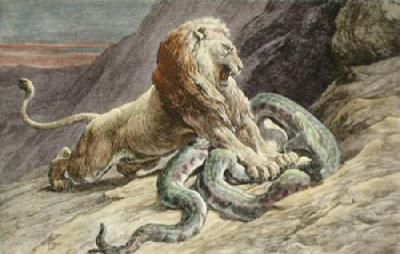 Serpents in the Bible - Wikipedia