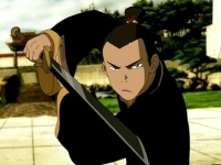 Sokka was formally trained in swordmanship, revealing the serious side of his character.