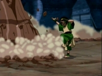 When Toph allied with Team Avatar, it was obvious she was a promising asset given her Earthbending capabilities.
