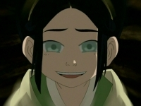 When Toph was young, she discovered Badgermoles and learned Earthbending from them.
